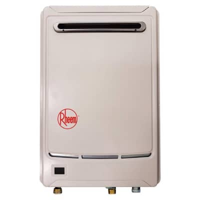 Electric Hot water System installation